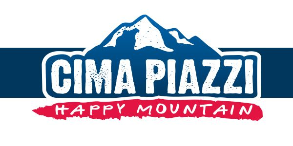 Cima Piazzi Happy Mountain Logo