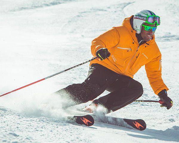 Ski Area Cima Piazzi - TOP